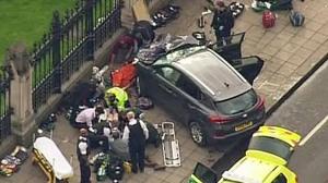 London terror